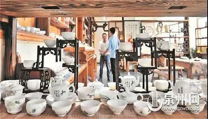 德化陶瓷产业转型升级分析,值得全国各个陶瓷产区学习