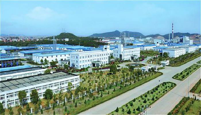 景德镇陶瓷产业园区服务实体经济快速发展