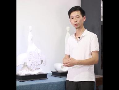 甘露——郑建忠陶瓷作品展示