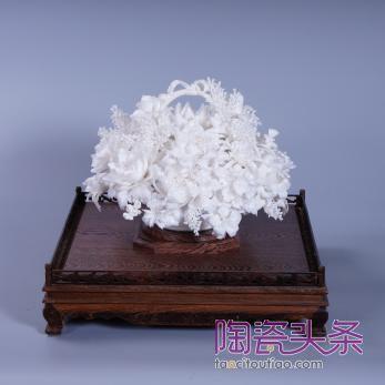 中国白百科:泉州陶瓷艺术家许丽枝
